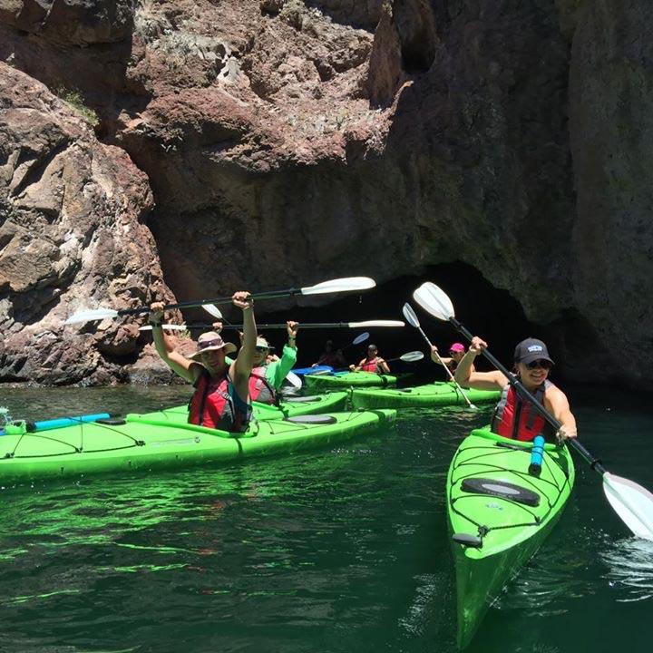 Las Vegas Kayak Tours