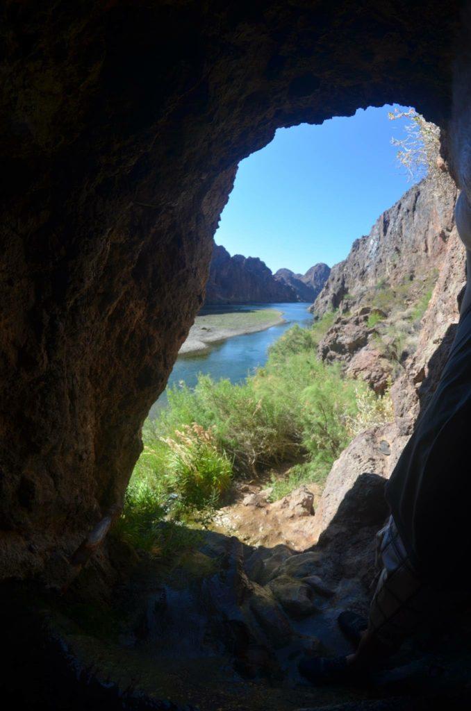 Sauna Cave