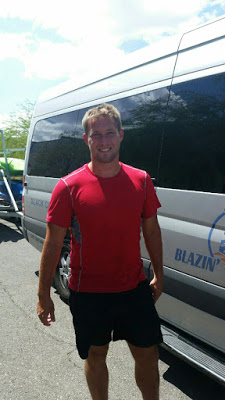 Ryan Borup of Blazin Paddles Kayak Tours