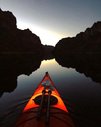 Las Vegas Twilight Paddle
