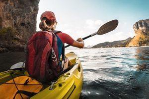 Hoover Dam kayaking