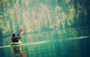kayaking las vegas