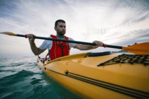 kayaking the Black Canyon