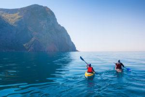 las vegas kayaking