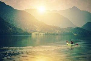 kayaking in Las vegas