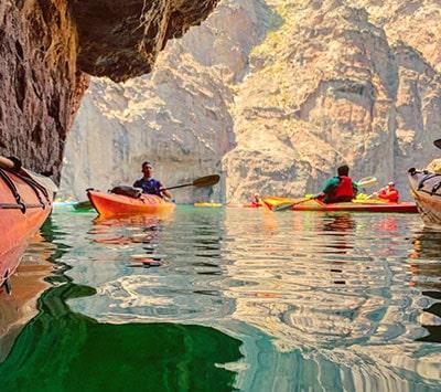 Physical Benefits of Kayaking